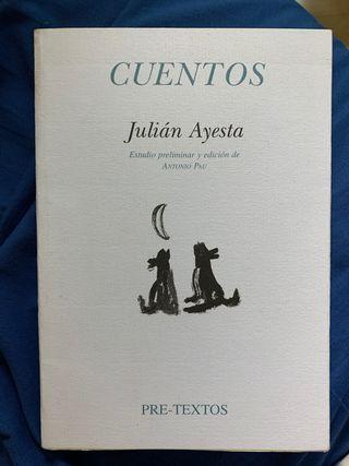 Cuentos. Julián Ayesta