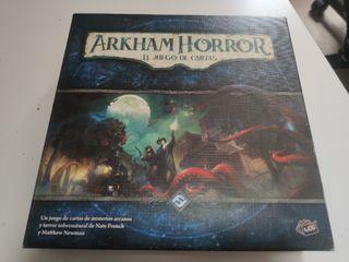 Arkham Horror Lcg - Core/caja básica enfundada