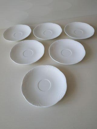 Platos porcelana Villeroy