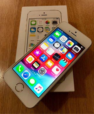 iPhone 5s 32Gb Libre (LEER)