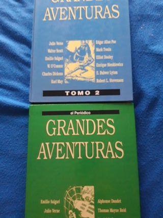 CUENTOS GRANDES AVENTURAS