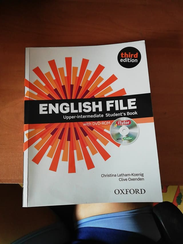 English File Upper-Intermediate student's book