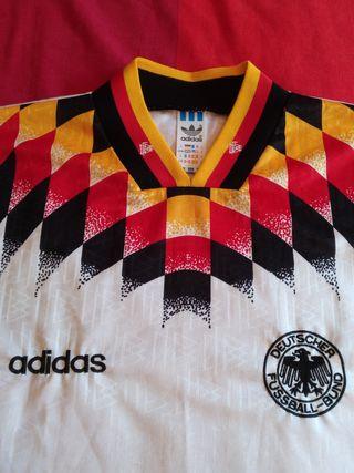 Camiseta de Alemania (mundial de fútbol USA 1994)