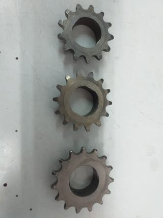 piñones derbi variant start 3 y pedales