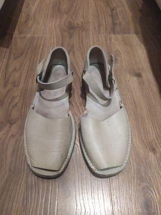 zapatillas albarcas
