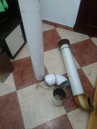 tubos de campana