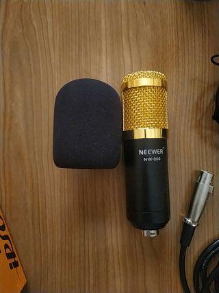 micrófono Neewer 800