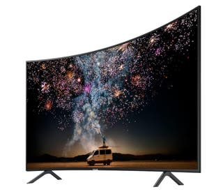 TV Samsung LED ultra hd 4k ultra hd 165 cm