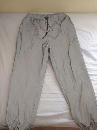 Pantalones de chandal brillantes