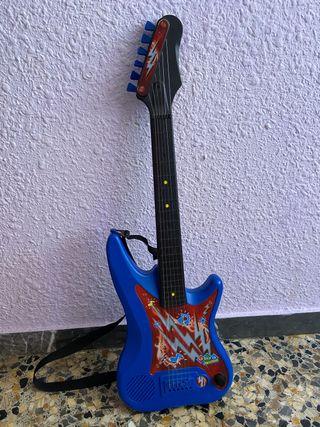 Guitarra eléctrica Niño Simba