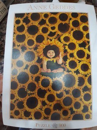 Puzzle Anne Geddes 900 piezas