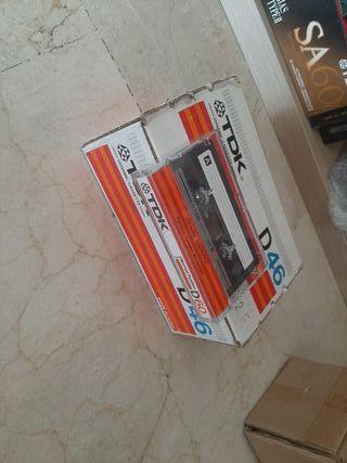 tdk d46 cassettes