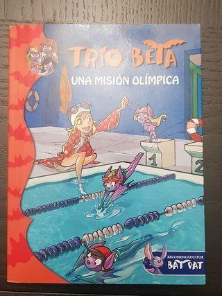 Libro infantil trio beta