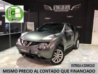 Nissan Juke 2016 NConnecta