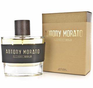 PERFUME ANTONY MORATO GOLD
