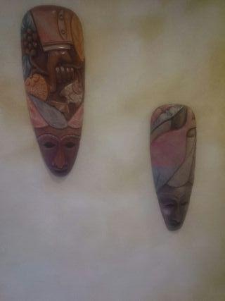 Máscaras decoracion