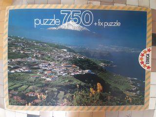 Puzzle 750 piezas