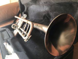 Trompeta mate