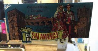Pegatina para cristal Salamanca