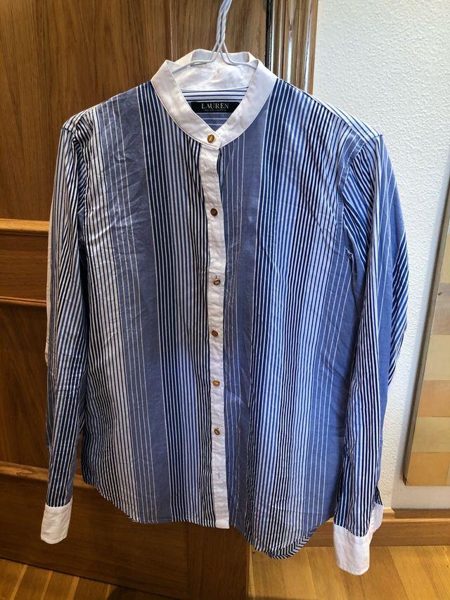 Camisa blusa Ralph Lauren S MUJER