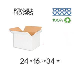 Pack 50 cajas de Cartón