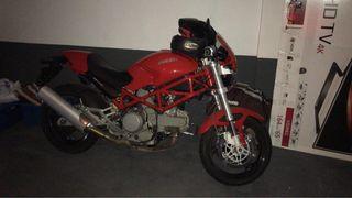 Ducati monster 620ie (14600km)