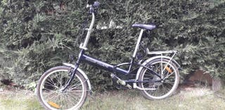 Bicicleta plegable Conor City Bug