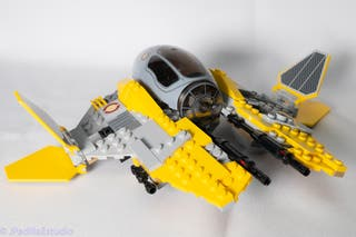Lego Star Wars 75038 Jedi Interceptor