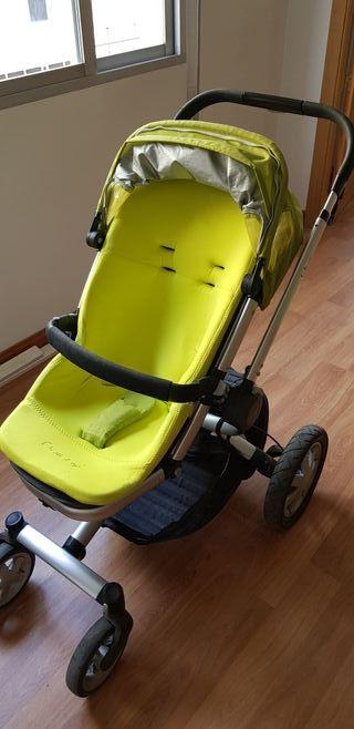carro trío bebé marca Quinny