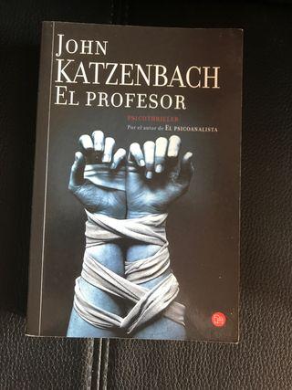 John Katzenbach- El profesor