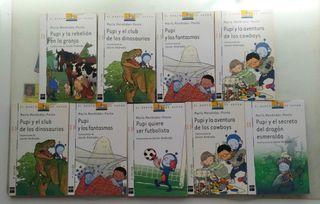 Libros de Pupi, El barco de vapor. 3€ cada uno