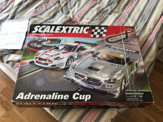 Scalextric Original Adrenaline Cup