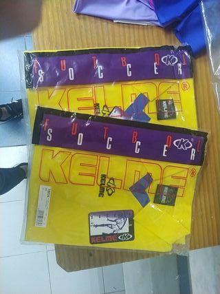 camiseta futbol a estrenar marca Kelme