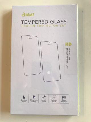 Protector de pantalla, Pack 2, iPhone 6 y 7
