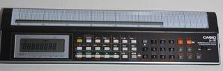 CALCULADORA SHARP FX-191 ANTIGUA HISTÓRICA.