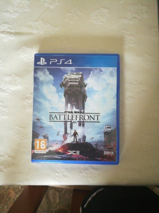 JUEGO PS4 BATTLEFRONT 1