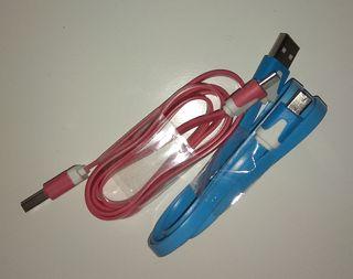 Cable cargador móvil