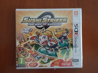 Sushi Striker Nintendo 3ds/2ds PRECINTADO