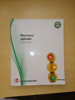 Libro : Electrónica aplicada