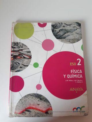Libro de Física y Química 2ESO