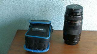Objetivo Zoom Canon EF 75- 300