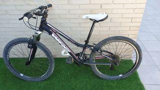 bicicleta Conor Wrc 24 pulgadas