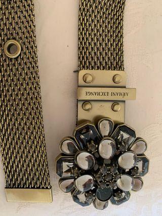 Cinturón joya Armani