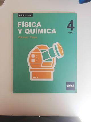 LIBRO FÍSICA Y QUÍMICA 4 ESO