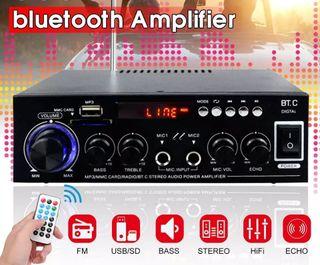 Amplificador reproductor MP3 nuevo