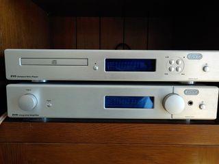 amplificador creek evo año 2008