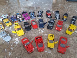 maquetas coches escala 1/24.