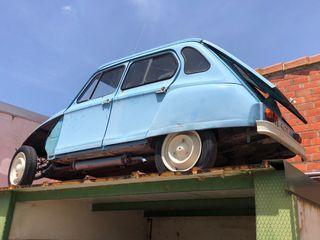 Renault Dyane 6