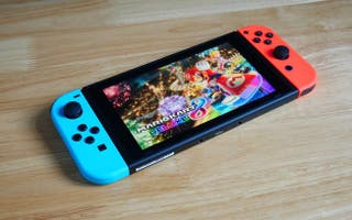NINTENDO SWITCH IMPECABLE!