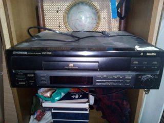 reproductor láser disc PIONEER